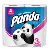 Panda Bath Tissue 4pk 2-Ply Ultra Prem