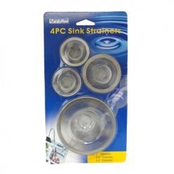 Sink Mesh Strainers 4pc