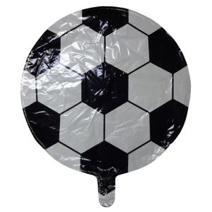 Foil Balloons 18in Soccer Ball