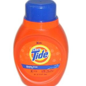 Tide Liq 25oz 2X Ultra Original Scent