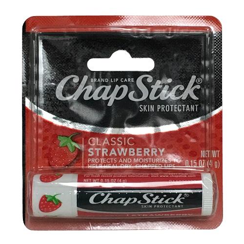 Chap Stick Strawberry Classic 0.15oz