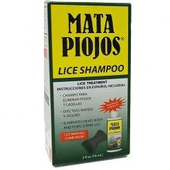 Mata Piojos Lice Shampoo 2oz