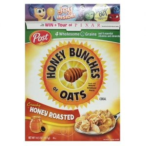 Post Hny Bnchs Of Oats 14.5oz Hny Rstd
