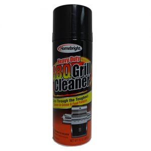 Homebright B.B.Q Grill Cleaner 13oz Hvy