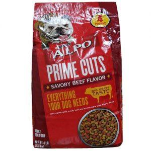 Purina Alpo Prime Cuts 4 Lbs Meaty