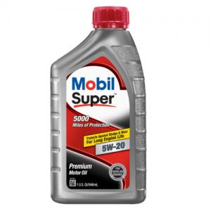 Mobil Special Motor Oil 5W-20 1qt