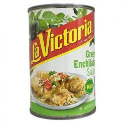 La Victoria Grn Enchilada Sauce 10oz Mil