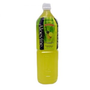 Aloevine 1.5 Ltr Pineapple Drink