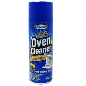 Homebright Oven Cleaner 13oz Fume Free