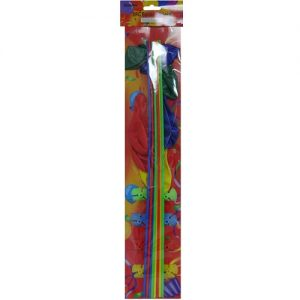 Balloon Sticks 8pc 18.5in W-Balloons