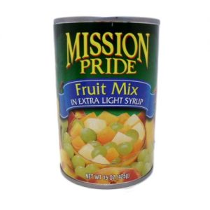 Mission Pride Fruit Mix 15oz