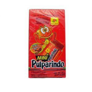 Pulparindo Mini Red Xtra Spicy 24c