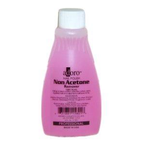 Adoro Nail Polish Rmvr Pink 4oz