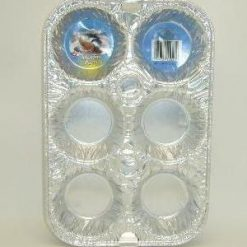 D. Foil Muffin Tray 2pc