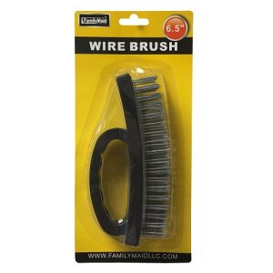 Wire Brush 6.5in