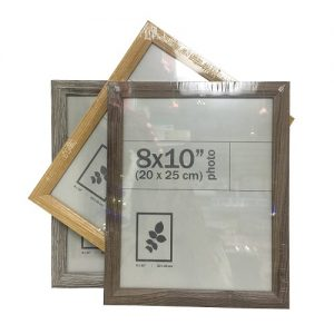 Photo Frame 8 X 10 Asst Wood Clrs