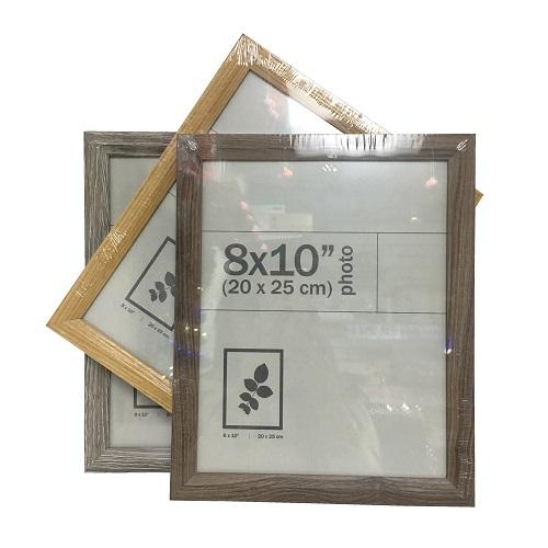 Photo Frame 8 X 10 Asst Wood Clrs