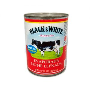 Black AND White Evaporated Milk 12oz