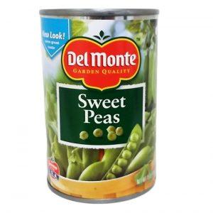 Del Monte Sweet Peas 15oz