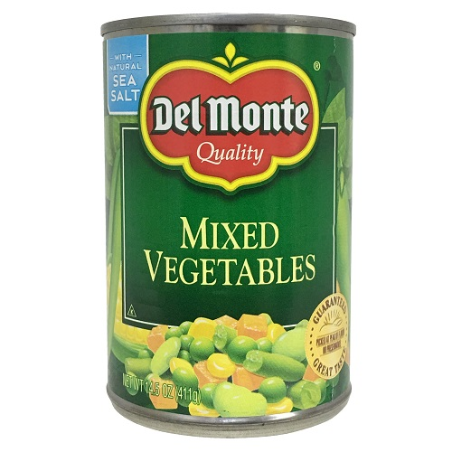Del Monte Mixed Vegetables 14.5oz