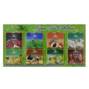 Tea Land Green Tea Asst 40ct Collection