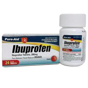 Pure-Aid Ibuprofen 200mg