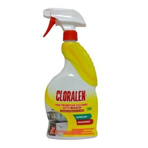 Cloralen Spray Cleaner W-Bleach 22oz
