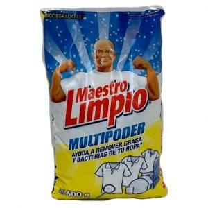 Maestro Limpio Detergent 500g