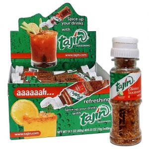 Tajin Fruit Seasoning .35oz Display