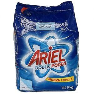 Ariel Detergent 5 K Oxianillos