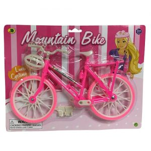Toy Mountain Bike Pink