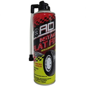 Road Instant Flat Fix  16oz W Hose