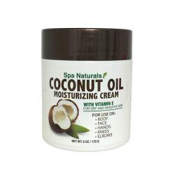 Spa Naturals Coconut Oil Moisture Cream