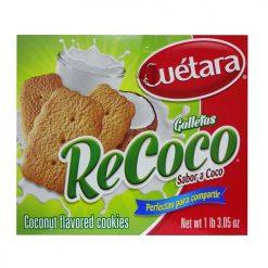 Cuetara Recoco Cookies 1 Lb 3.05oz Box