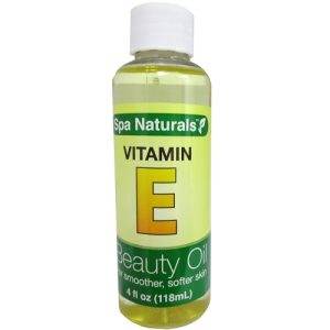 Spa Naturals Vitamin E Beauty Oil 4oz