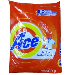 Ace Detergent 900g Regular
