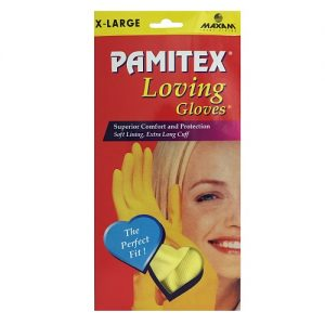 Pamitex H-H Ylw Gloves X-Lg
