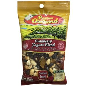 Premium Orchard Cranberry Yogurt Blend 5