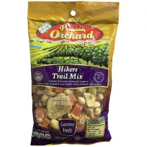 Premium Orchard Hikers Trail Mix 5oz