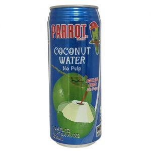 Parrot Coconut Water 16.4oz N-Pulp