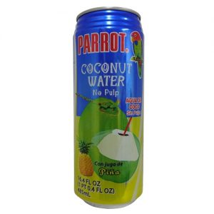 Parrot Coconut Water 16.4oz W-Pineapple