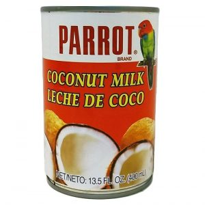 Parrot Coconut Milk 13.5oz  Red Lab