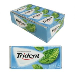 Trident Gum 18ct Mint Bliss