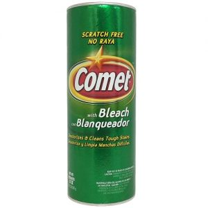 Comet Cleanser 21oz Original W-Bleach