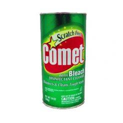 Comet Cleanser 14oz Reg W-Bleach Powder