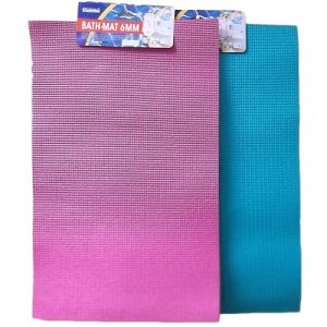 Bath Mat 6mm Asst Clrs