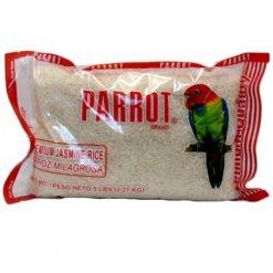 Parrot Jasmine Rice 5 Lbs