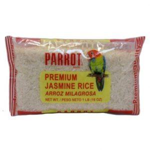 Parrot Jasmine Rice 1 Lb