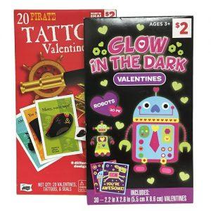 Valentine Cards Desiger $2.00 Kits Asst