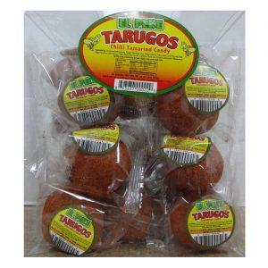 El Peke Tarugos Tamarind Candy W-Chili